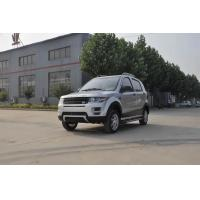 Buy cheap RHD Electric Car Assembly Line Low Speed Electric SUV Assembly Plant from Wholesalers