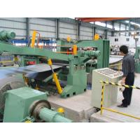 Buy cheap Hot Rolled Stainless Steel Slitting Machine High Grade Thickness 6-20mm 0-60m/Min from Wholesalers