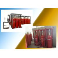 Tasteless Fm-200 Fire Suppression Systems Dc24V For Electronic Computer Room
