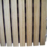 China Studio Wooden Timber Soundproofing Felt Board Acoustic Wall Panels on sale
