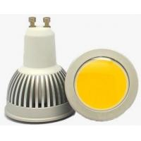 Buy cheap GU10 3W COB LED Spot Light 3000K Warm White Spot Bulb Light Wholesale from Wholesalers