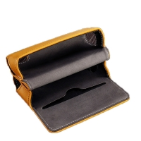 China Japanese Iqos Hang On Waist PU Electronic Cigarette Case factory