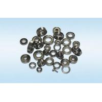 China Special Low Noise Dental Drill Bearing / Miniature Ball Bearings For Dental Turbine factory