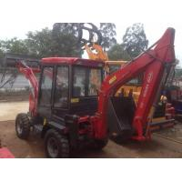 China refitting tractor front loader back excavator multi construction machinery factory