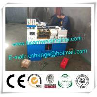China Steel Rod And Screw Threading Machine CNC Drilling Machine For Metal Steel Rebar factory