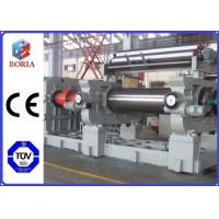 "Buy cheap Customized Rubber Mixer Machine , Rubber Processing Machines 18"" Roller Working Diameter from Wholesalers"
