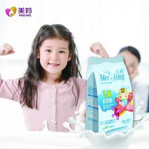 China 400g Sterilized Instant Children Goat Milk Powder 7 Years Old factory