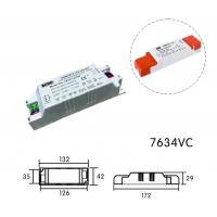 Buy cheap High Power 40W 800mA Dimmable LED Driver 1-10V / Push Dimming DC10V-50V from Wholesalers