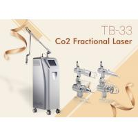 Buy cheap Fractional co2 laser treatment for stretch marks , acne scars , Sun damage recovery from Wholesalers