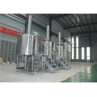 China 600L Micro Brewery Equipment factory