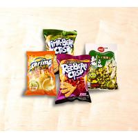 China Laminated Flexible Food Plastic Packaging Bags For Microwaveable Food factory