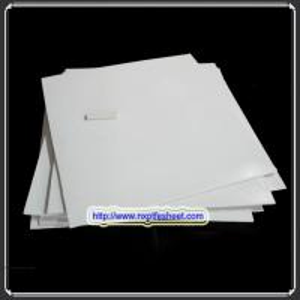 China Glass filled ptfe sheet PTFE sheet compound with glass fiber on sale