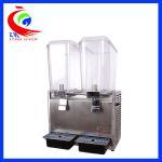 Buy cheap 18L*2 Cold Drink Dispenser Cold Beverage Dispenser 470*280*680mm from Wholesalers