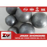 China Forged And Casting Ball Mill Balls Mining And Cement Steel Grinding Ball on sale