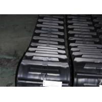 China Mini Excavator Agricultural Rubber Tracks 4500mm Overall Length High Performance factory