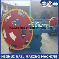 China China high speed common iron nail production machine with good production factory