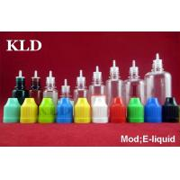 Buy cheap Screen printing and Label available OEM E cig E-Liquid with the 10ml/20ml/30ml/50ml capacity from Wholesalers