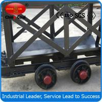 Buy cheap Mining Convey Car, mine car, MLC Material Supply Mining Convey Car from Wholesalers