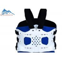 Buy cheap Thoracic Orthosis Waist Brace / Back Lumbar Support With Airbag Adjustable from Wholesalers