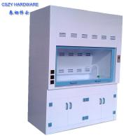 Buy cheap Laboratory Ducted Chemical Fume Cupboard In Laboratory Furniture from Wholesalers