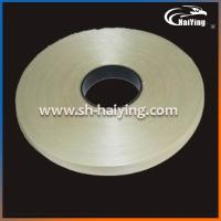Buy cheap Polyester Resin Impregnated Fiberglass Banding Tape For Transformer and Motor from Wholesalers