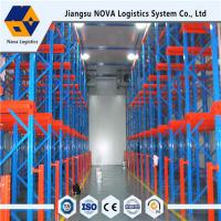 Buy cheap High Density Drive In Racking System from Wholesalers