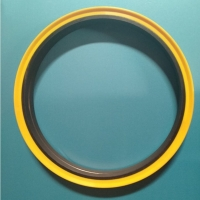 China ISO Mechanical Face Seal With Silicone Rubber Rings 392mm 356mm factory