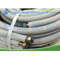 China Closed Cell Foam Pipe Insulation  7/8 X 1/2  For Air Conditioner on sale