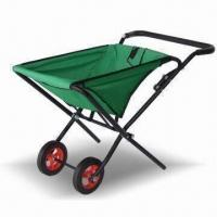 China Tool Cart with Aluminum/Foldable Body and 30kg Loading Capacity factory