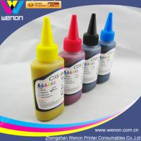 China 4 color sublimation ink factory