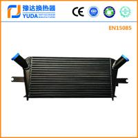 Buy cheap Automobile intercooler charge air cooler auto radiator aluminum plate bar heat exchanger evaporator from Wholesalers