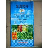 Buy cheap BOPP Laminated Fertilizer Bag with Vivid Color Printed from Wholesalers