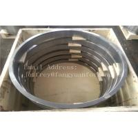 China 10CrMo9-10 1.7380 DIN 17243 Alloy Steel Forged Rings Quenced And Tempered Heat Treatment  Proof Machined factory