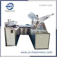 China Manual Natural Coconut Oil Suppository Liquid Filling Packaging Machine factory
