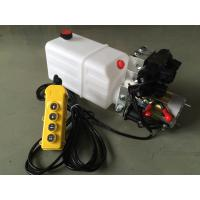 Buy cheap Double Acting Hydraulic Cylinder Hyd Power Unit With 2 Station CETOP 03 Solenoid Valves from Wholesalers