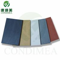 Buy cheap PVC film coated Gypsum Board for fast installment,Homogenous decoration board supplier from Wholesalers