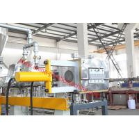 China PET twin screw recyling and granulation machine line factory