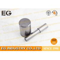 Buy cheap Guide Bushing Solid Graphite Rod Corrosion Resistance Black Carbon 1/3'' x 12'' Size from Wholesalers