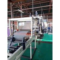 China PET Sheet Thermoforming Extrusion Machine Line Twin Screw Extruder Continuous Working on sale