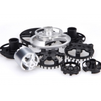 China 0.01mm CNC Drone Parts factory