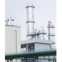 China High Quality Edible Alcohol Production Equipment , Five Column Alcohol Distillation Unit factory