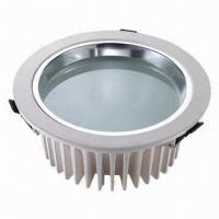 Buy cheap 6 Inches 14W Downlight with Frosted Glass Lens and 1.5W High Power LED from Wholesalers