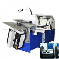 Buy cheap High Precision Wire Bending Machine Servo Motor Control For Steel Spring from Wholesalers