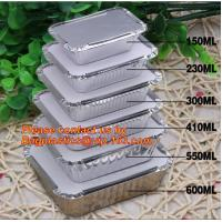 China Disposable Aluminium Foil Tray, Container for Food Packaging, foil lunch box, aluminum lunch box, foil bowl, deli tray factory