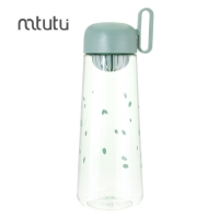 China Mtutu Outdoor 500ml Sports Plastic Water Bottles factory
