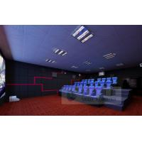 China 4D Movie theater with 4DX ultimate motion effect , 4D cinema special effect , 4d theater locations factory