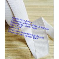 2.5cm 5.8g/cm/m 37#Latex  Knitted Elastic Tape,Elastic Tape,Tape,Polyester Elastic Tape,Garment Accessories