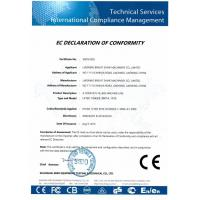 Liaoyang Bright Shine Pharmaceutical Machinery IMP&EXP CO.,LTD Certifications
