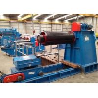 China Automatic Steel Coil Slitting Machine 300 - 1250mm Width 380V 3P 50HZ on sale
