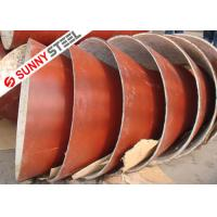 Ceramic Tile lined pipe reducer